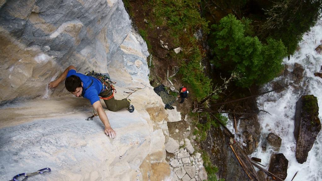 Northern Exposure A Jasper Rock Climbing Guidebook project video thumbnail