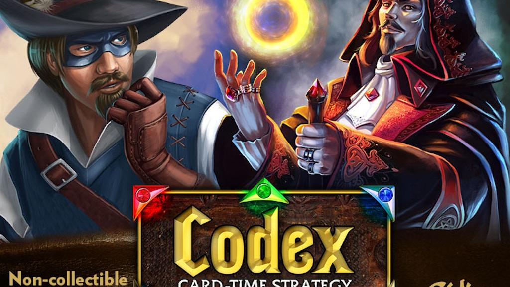 Codex project video thumbnail