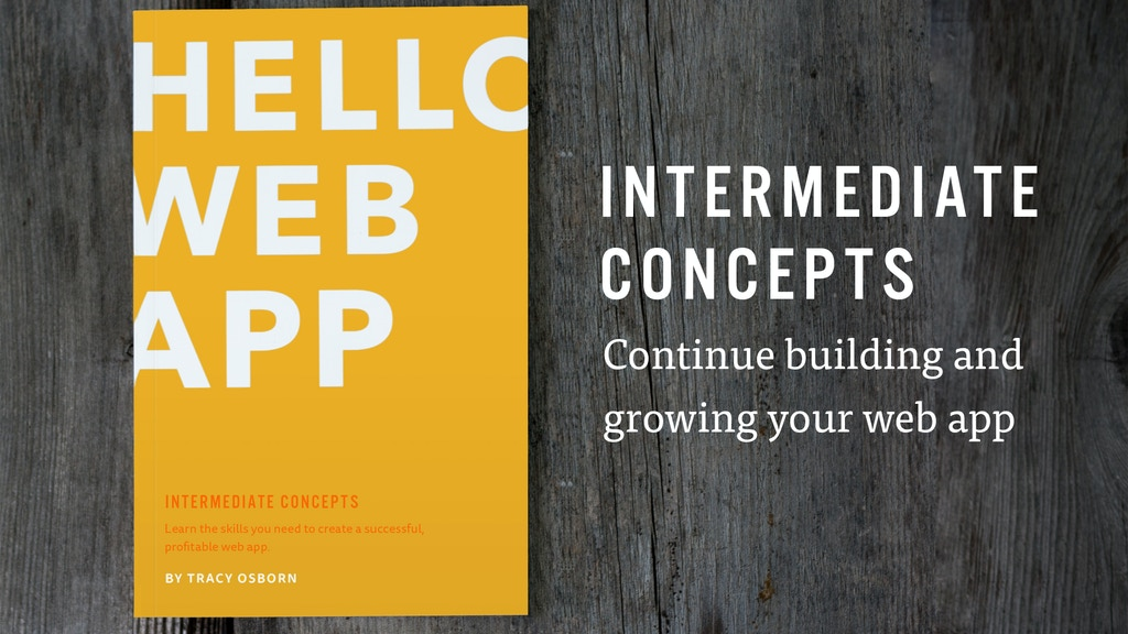 Hello Web App: Intermediate Concepts project video thumbnail