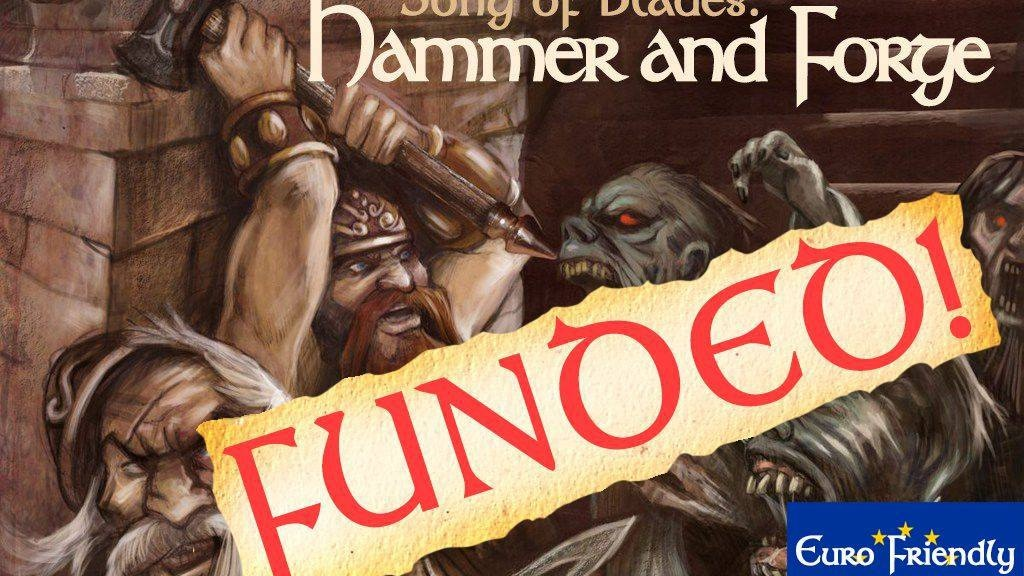 Song of Blades: Hammer and Forge project video thumbnail