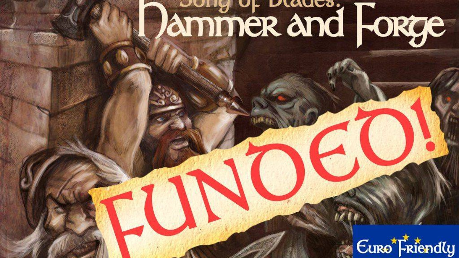 Song of Blades: Hammer and Forge by Damon Richardson — Kickstarter