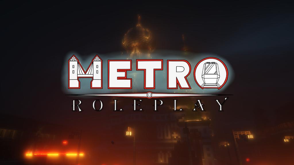 Metro Roleplay A Minecraft Server By CraftedDimensions Kickstarter - Minecraft server spielen kostenlos