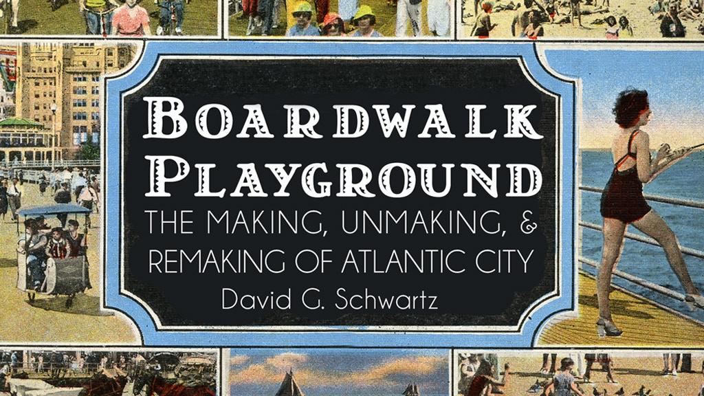 Publish Boardwalk Playground: An Atlantic City History Book project video thumbnail