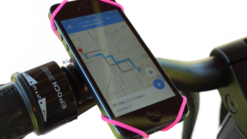 BikeStrap -Fittest Bike Mount- for Any Mobile Phone» project video thumbnail