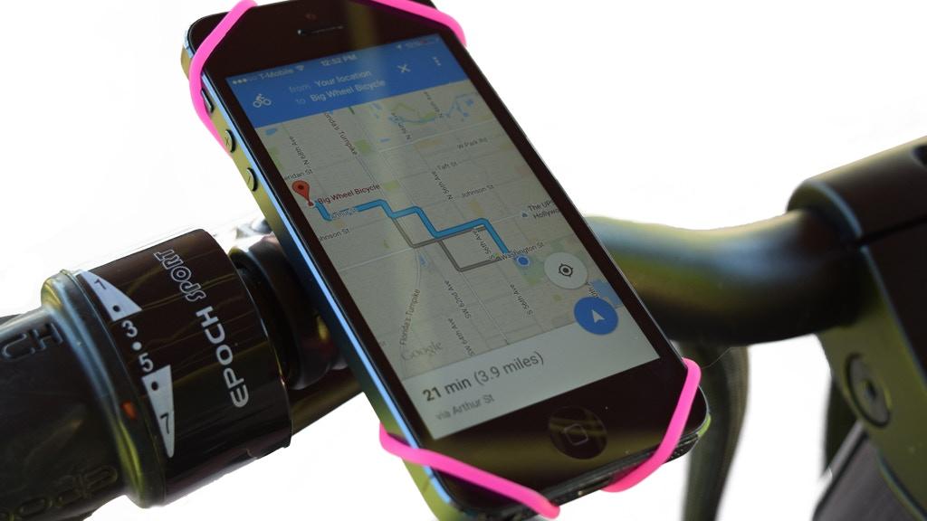 Miniature de la vidéo du projet BikeStrap -Fittest Bike Mount- for Any Mobile Phone»