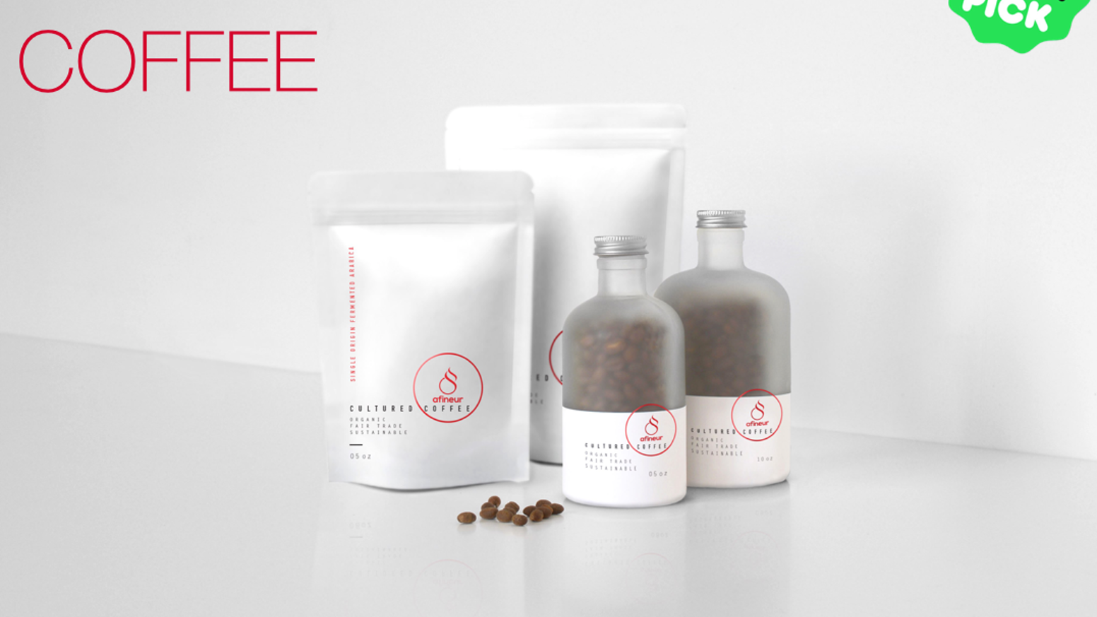 An exceptional coffee crafted by teaming up with natural microorganisms to take its flavor to the next level