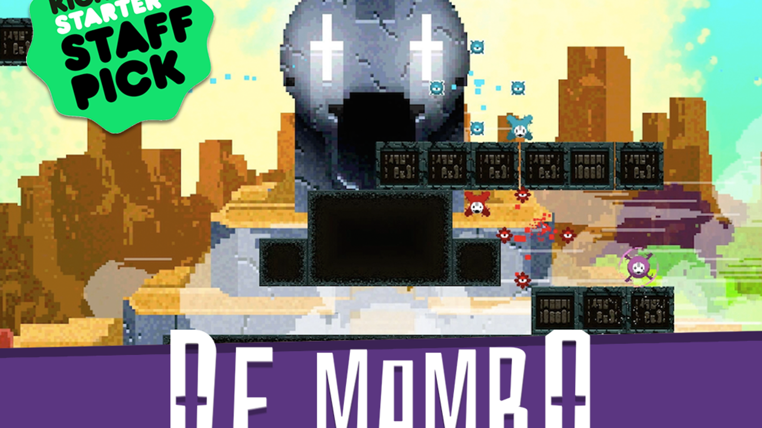 De Mambo is what happens when you make a game for the price of a coffee a day.