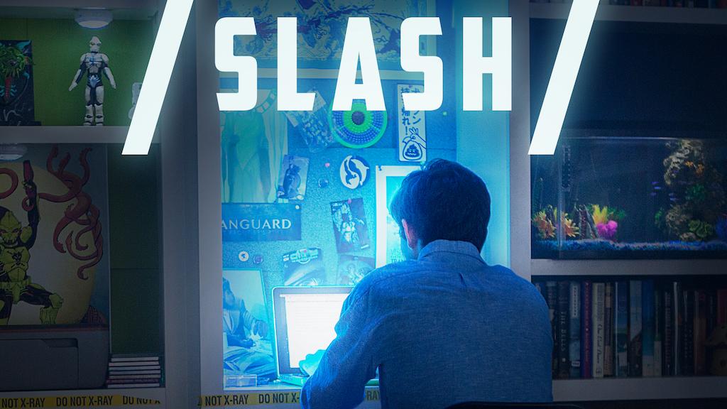 Slash – a teen comedy about erotic fan fiction project video thumbnail