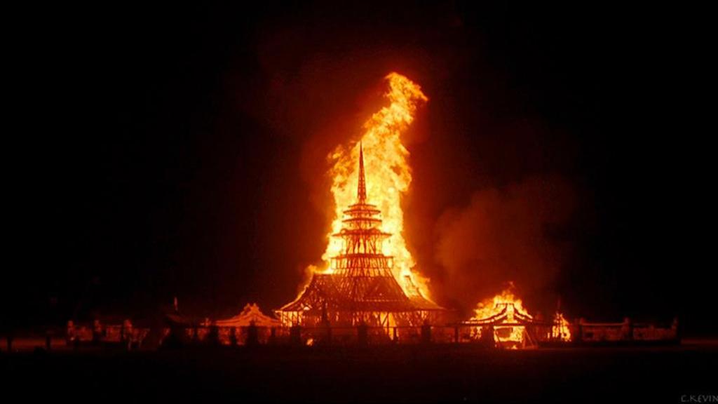 Burning Religion project video thumbnail