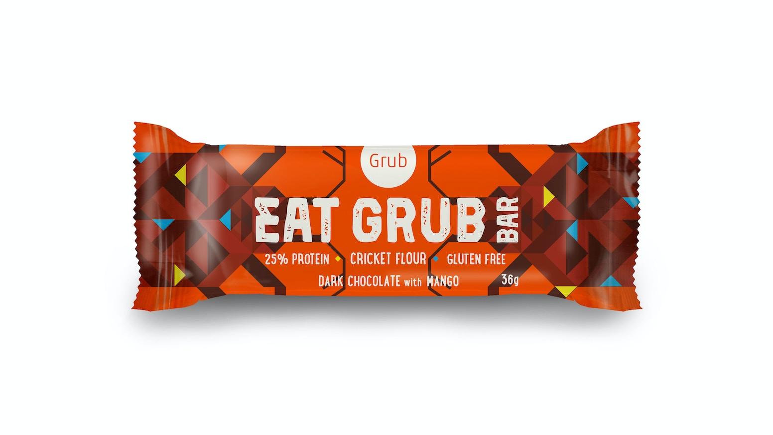 Eat Grub Bar By Grub Kickstarter