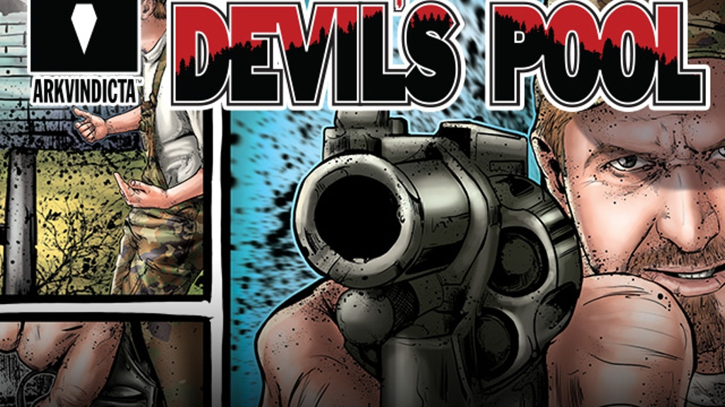 The Devil's Pool - Issue 3 project video thumbnail
