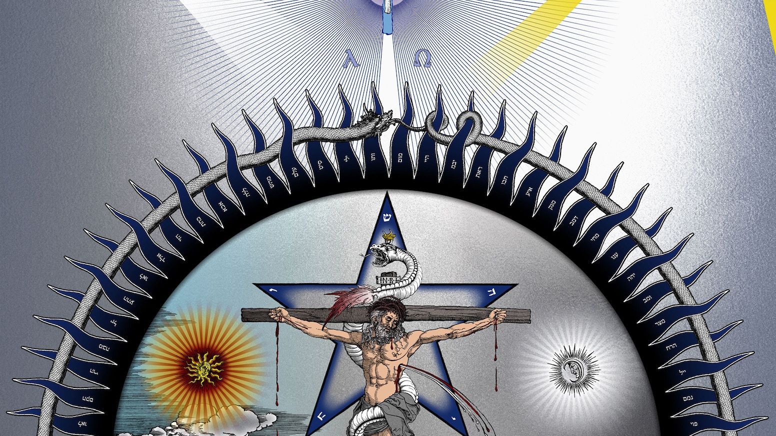 Serpent on the Cross: The Ancient Occult Path to Liberation by