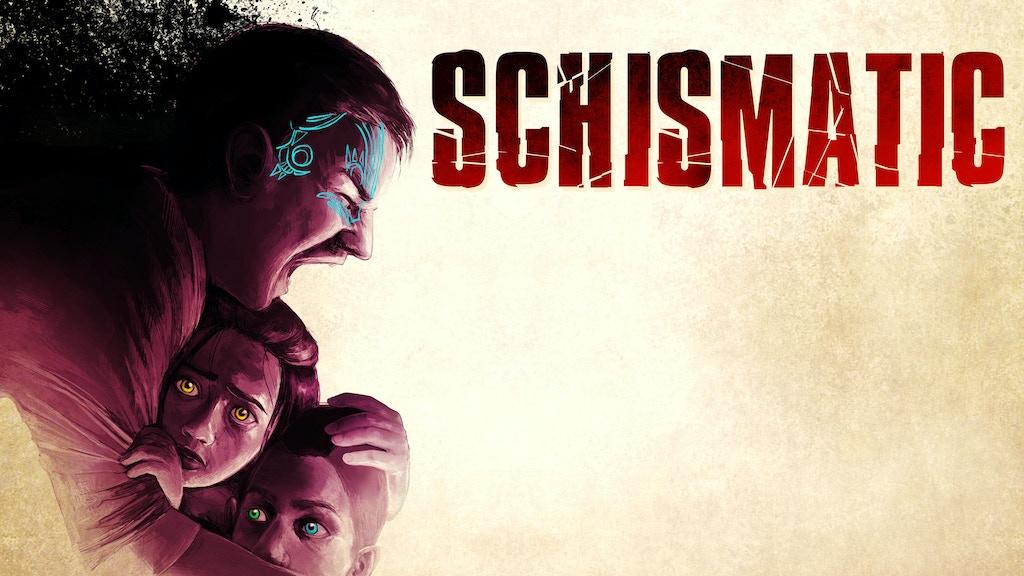 SCHISMATIC [a comic book mini series] project video thumbnail