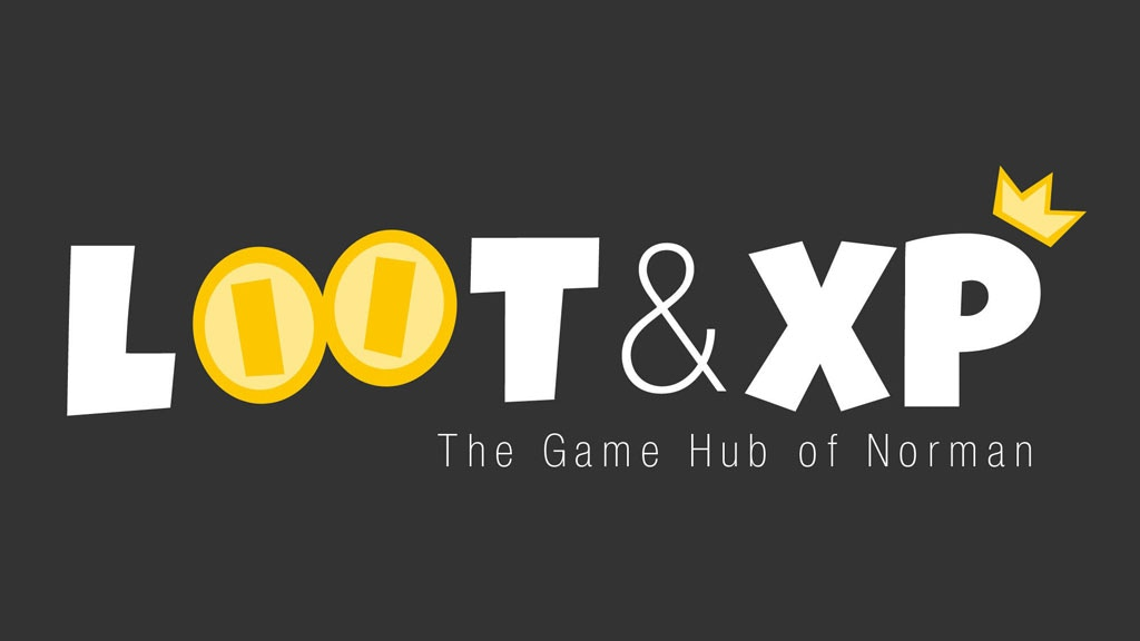 Loot & XP: The Game Hub of Norman project video thumbnail