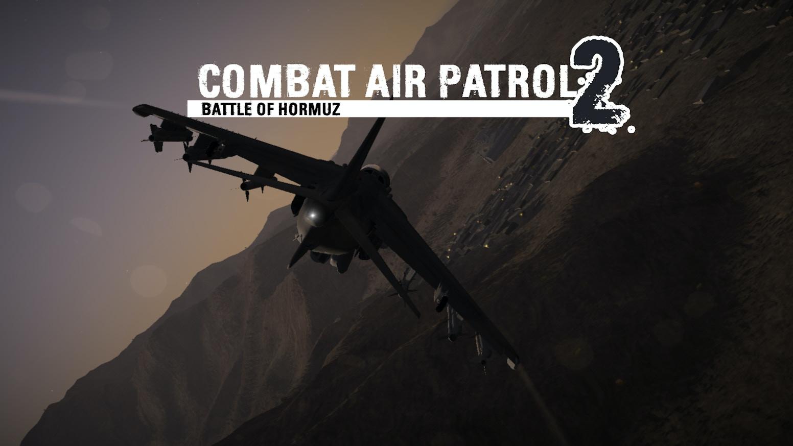 Combat Air Patrol 2, steam greenlight and now Kickstarter - Flight