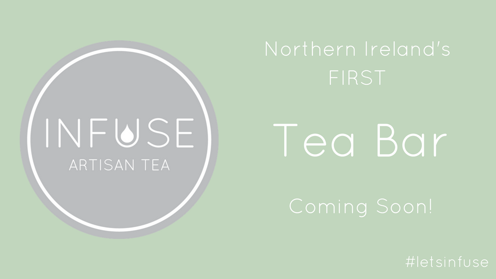 INFUSE Tea Bar project video thumbnail
