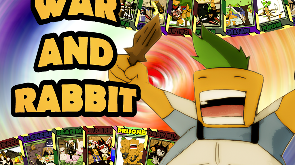 Project image for War And Rabbit (Canceled)