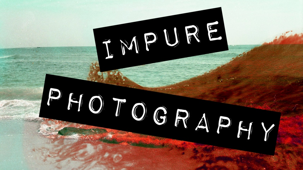 Impure Photography project video thumbnail