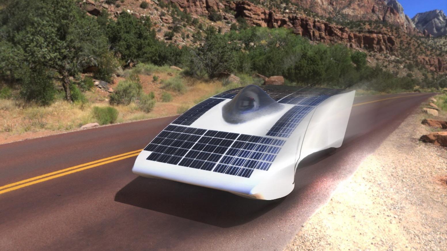 Energia Solare In Sicilia archimede solar car by futuro solare — kickstarter