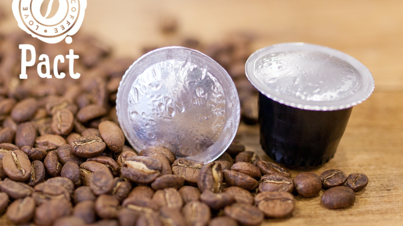 Pact's incredible speciality coffee, packed into NespressoⓇ compatible pods within 7 days of roasting.