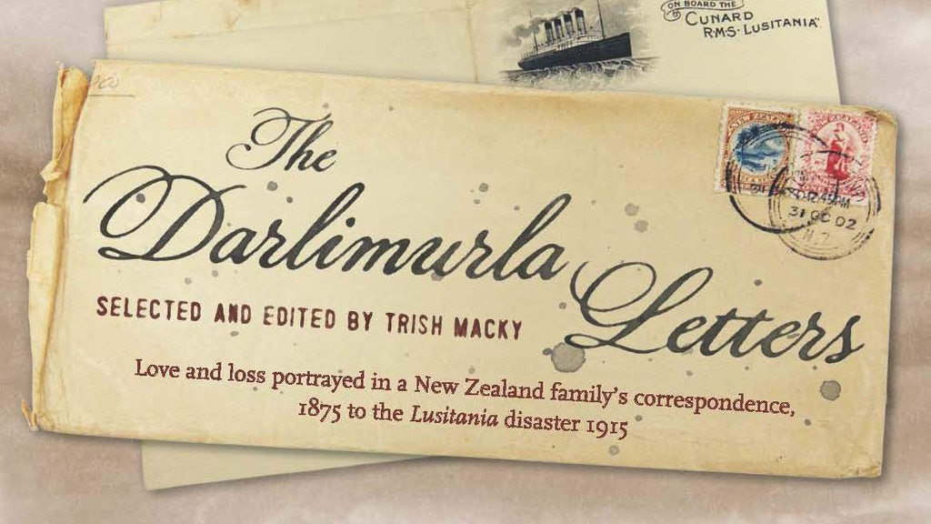 The Darlimurla Letters project video thumbnail