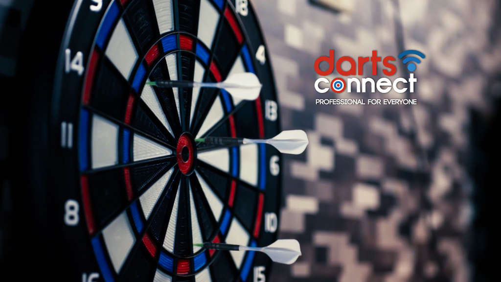 Darts Connect - The World's First Smart Online Dartboard project video thumbnail