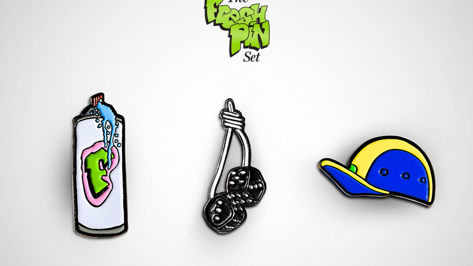 The Fresh Pin Set Is An Enamel Inspired By Prince Of Bel Air Theme Song