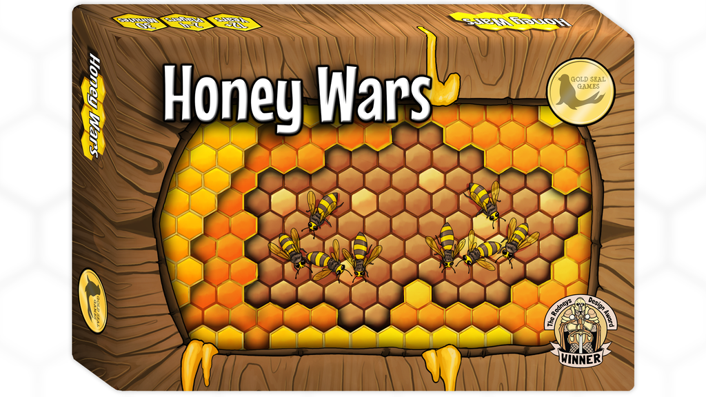 Honey Wars : The Award-Winning Game About Bees! project video thumbnail