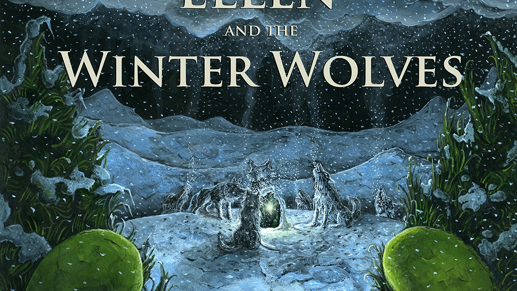 Ellen and the Winter Wolves project video thumbnail