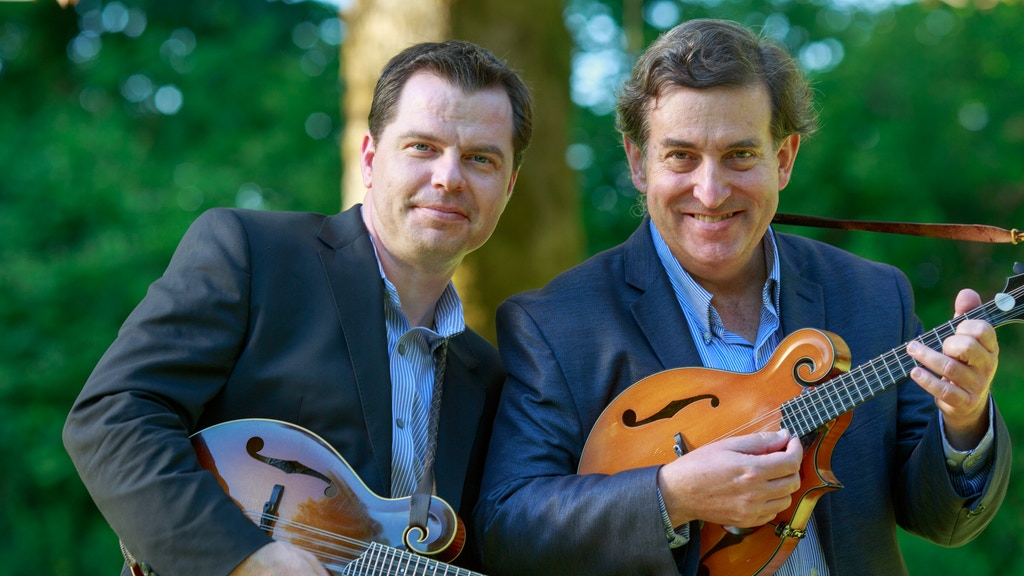 Evan Marshall & Brian Oberlin - Twin Mandolin Slingers Project-Video-Thumbnail