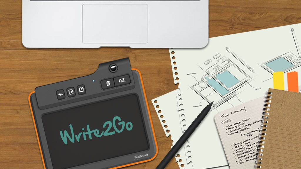 Write2Go – A New Way to Chat, Sign, and Take Notes. project video thumbnail