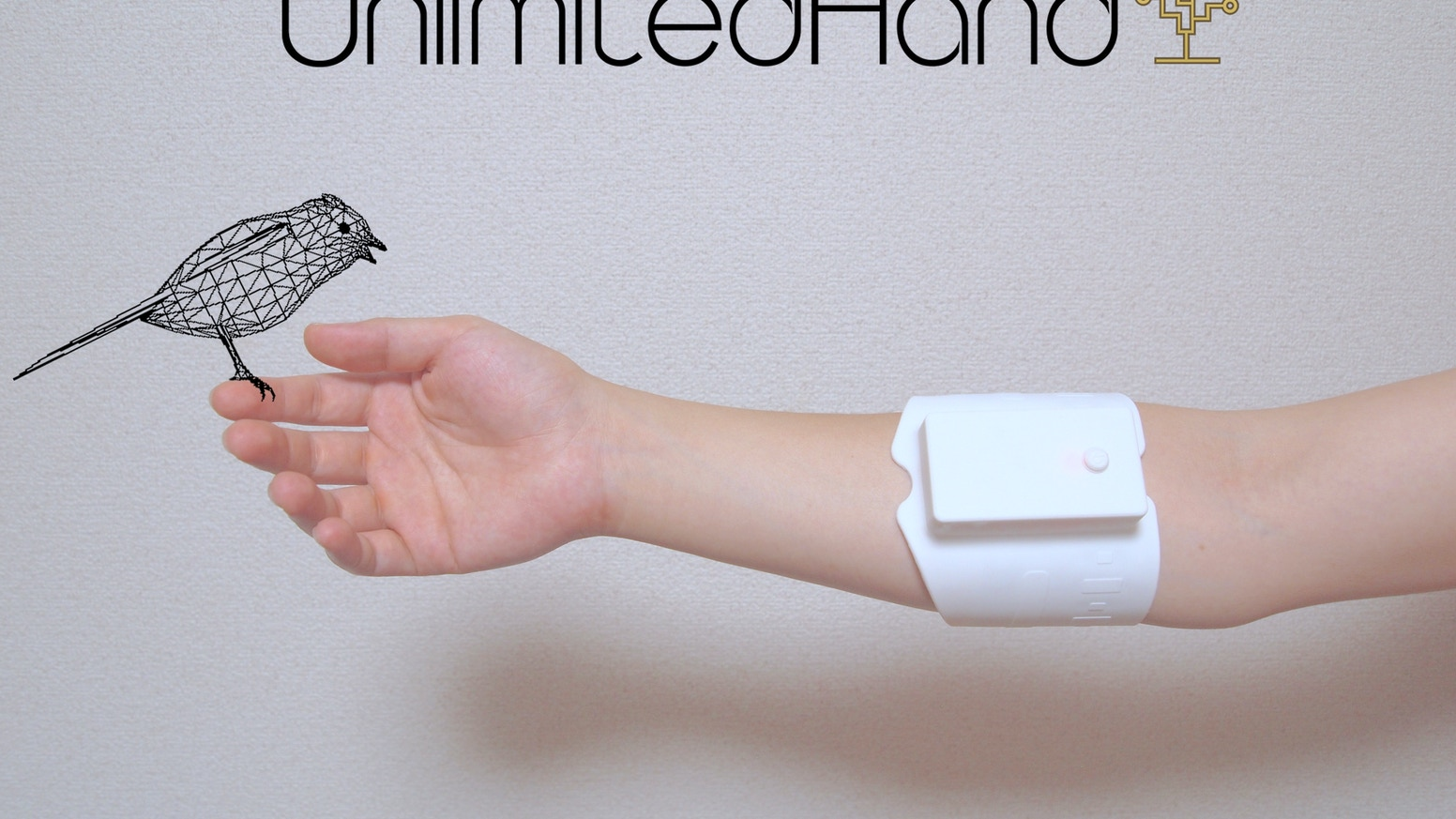 UnlimitedHand: Touch and Feel the Game World by H2L — Kickstarter