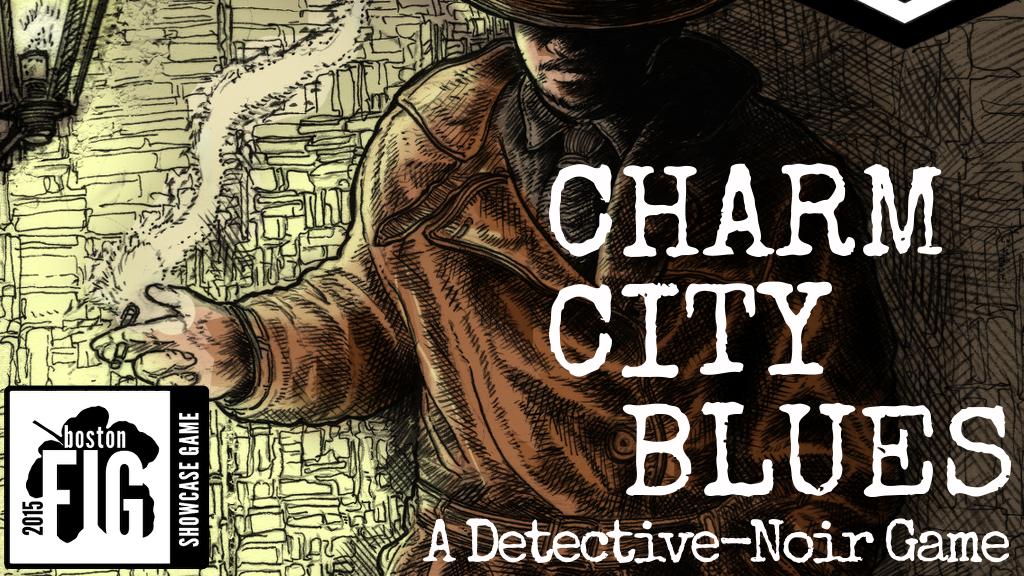 Charm City Blues: A Detective-Noir Game project video thumbnail