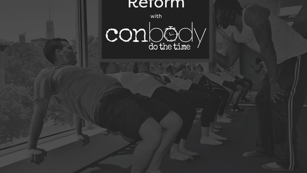 ConBody: Prison Reform project video thumbnail