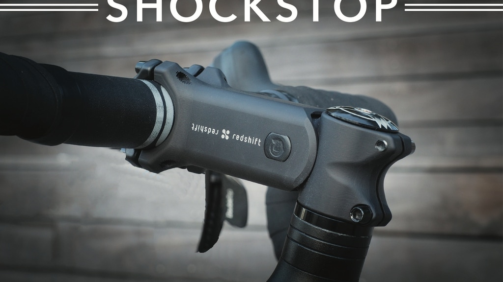 ShockStop: The Shock-Absorbing Bike Stem project video thumbnail