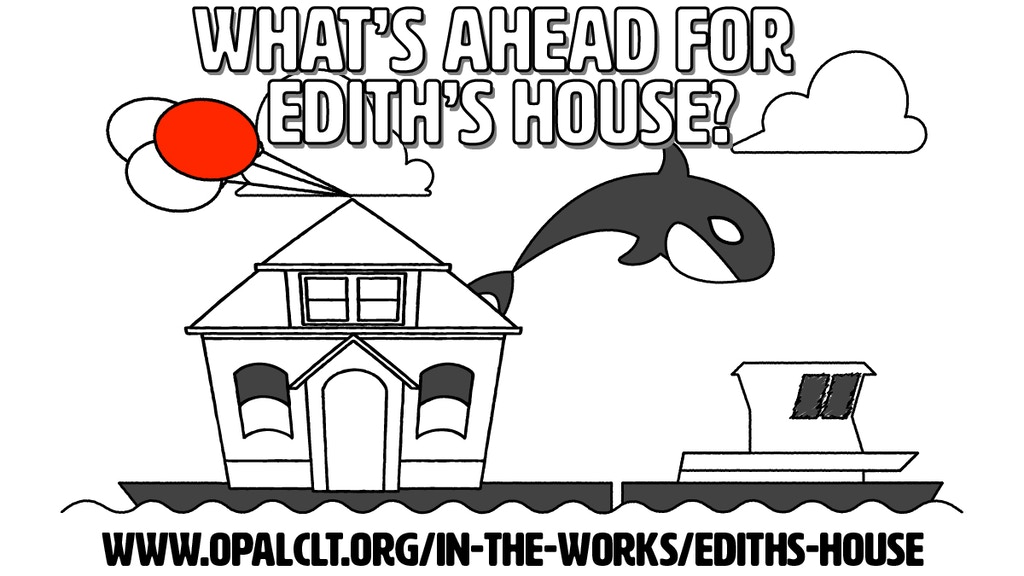 """Project image for Save Edith Macefield' """"Up House"""" from Demolition!"""