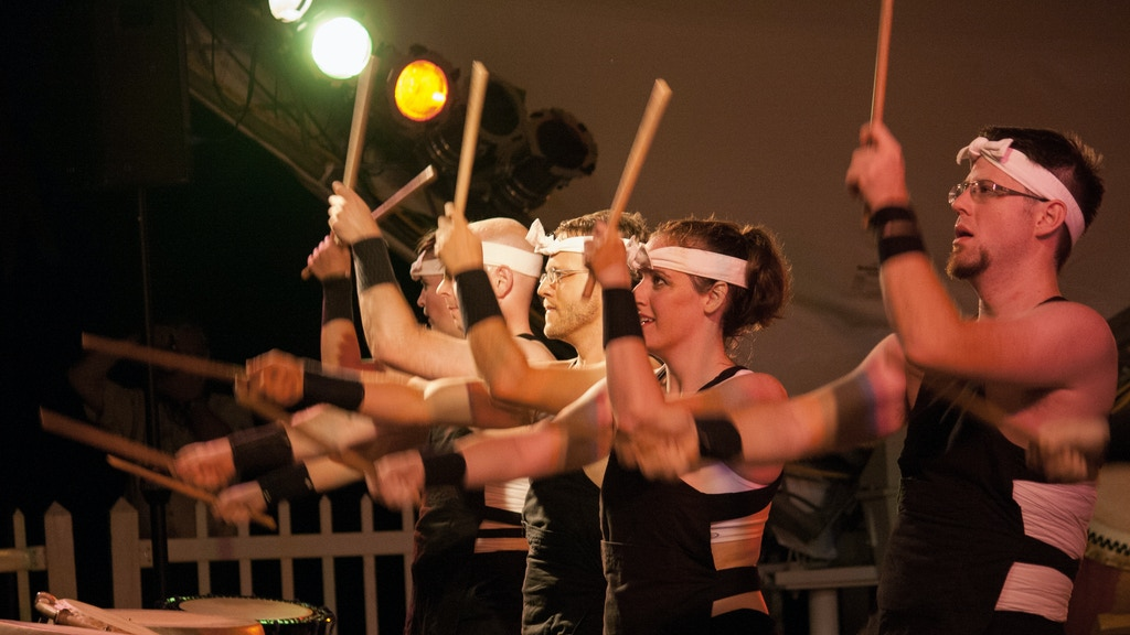St. Louis Taiko: CD or Bust project video thumbnail