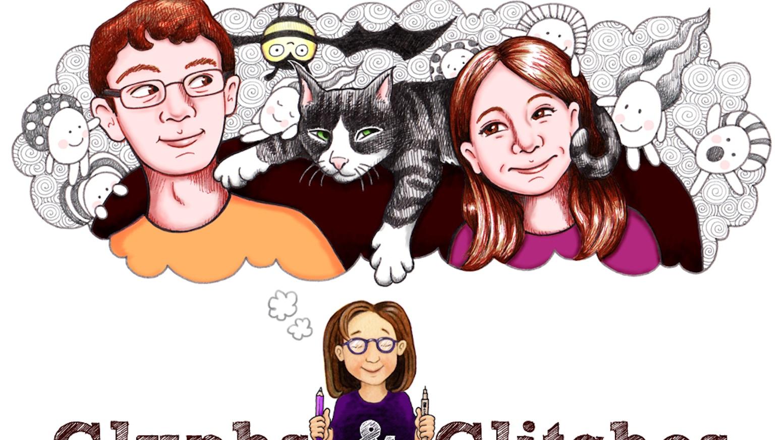 Rhode Island School Of Design Kickstarter Creative Cute Bearded Cartoon Girl Key Purse Ee8ffa886895648911ac890f5b72fb29 Originalixlibrb 11