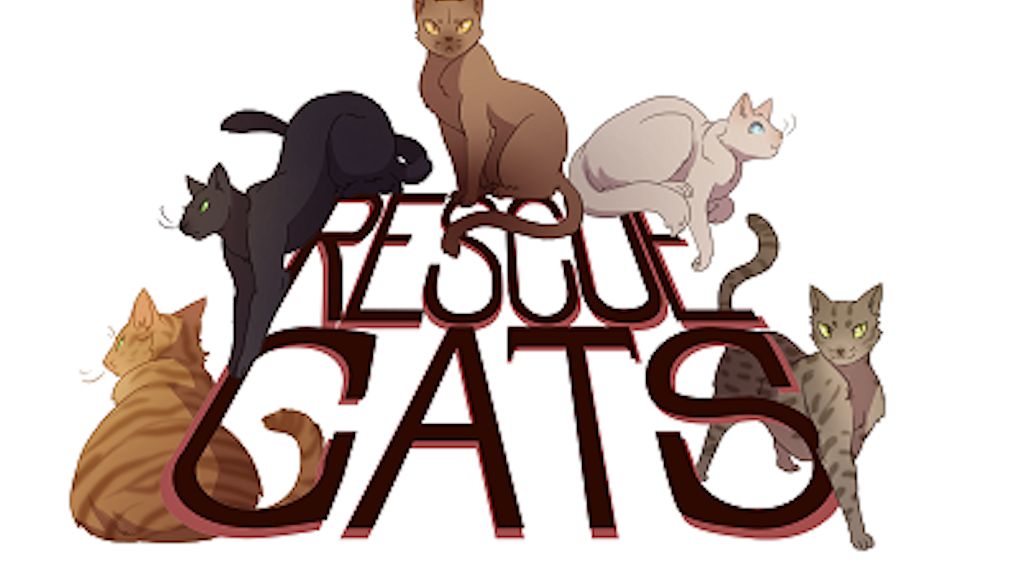 Rescue Cats Comic #1 project video thumbnail