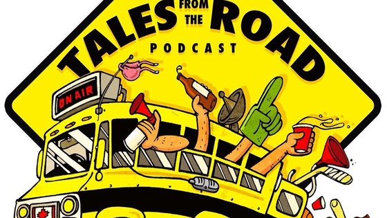 Podcast Start-Up with Huge Aspirations! Tales From The Road