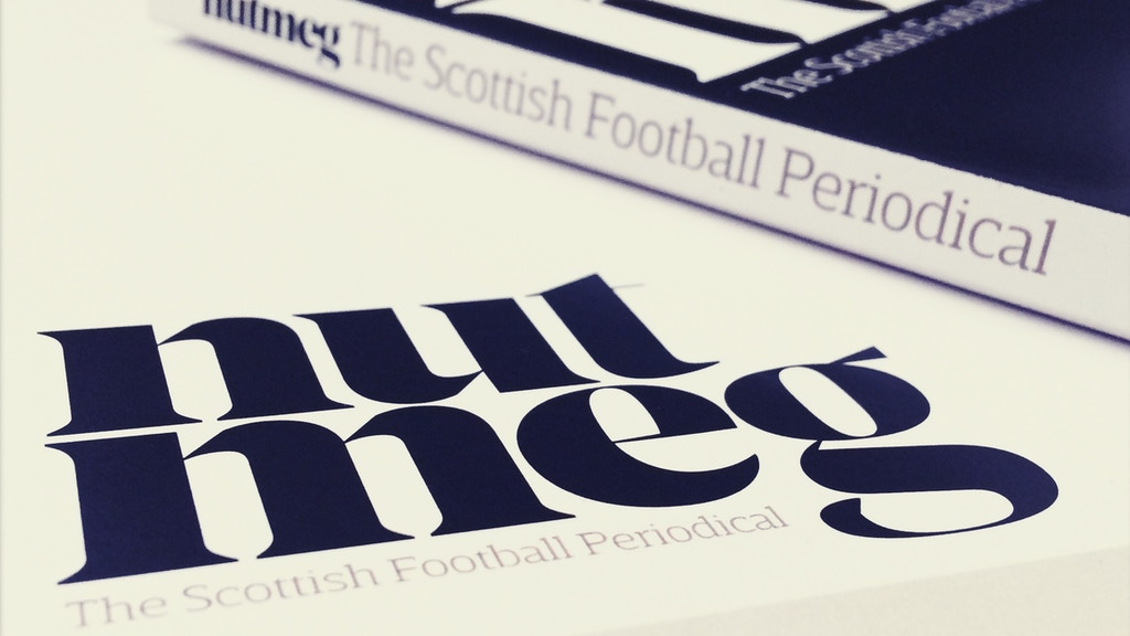 Nutmeg: The Scottish Football Periodical project video thumbnail
