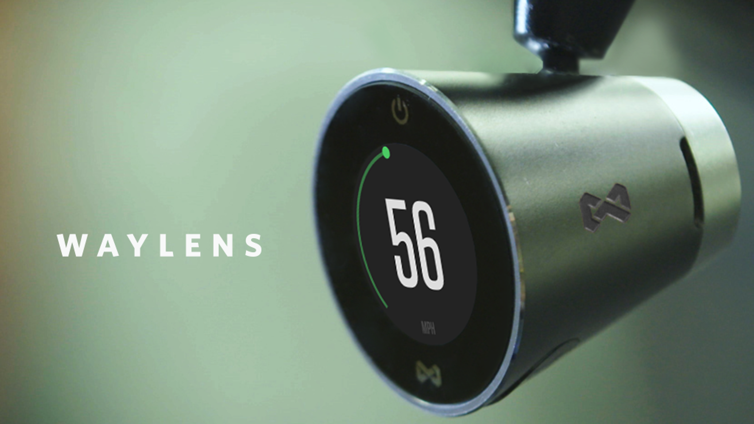 Waylens - A Data Driven Automotive Camera System by Waylens