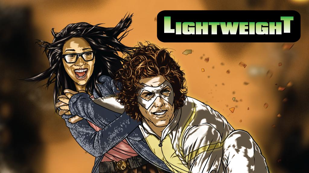 Lightweight: Beyond project video thumbnail