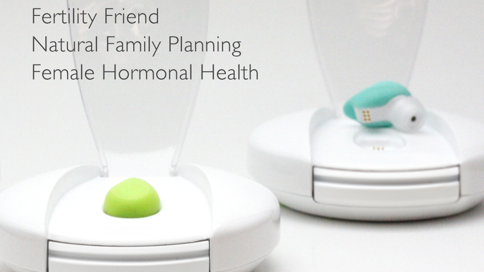 You know, with YONO.  YONO, the only in-ear ovulation predictor.