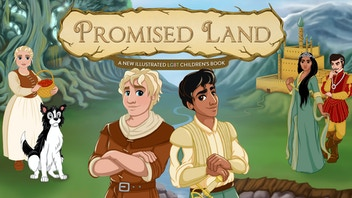 Promised Land: An illustrated LGBT children's book