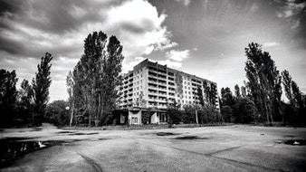 Chernobyl : 30 years of abandonment