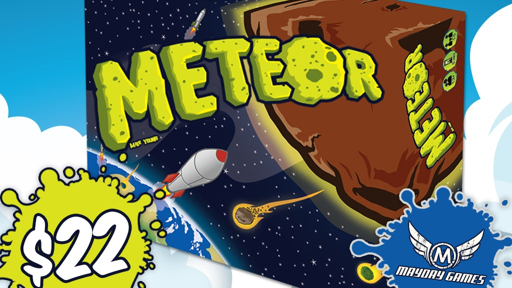 Meteor 2.0! A Real Time, Co-operative Card Game 1-5 Players project video thumbnail