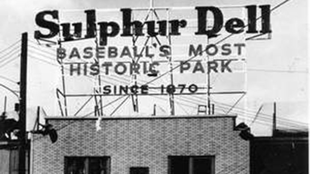 Sulphur Dell: Americas Most Famous Baseball park since 1870 project video thumbnail