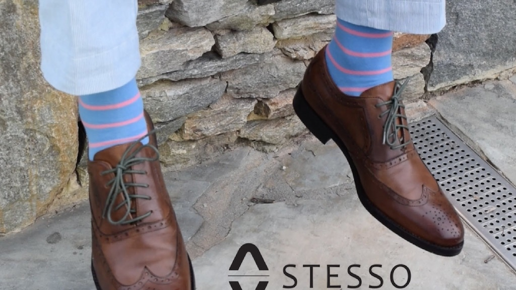 Stesso Socks: Unveil Your Personality & Create Your Identity project video thumbnail