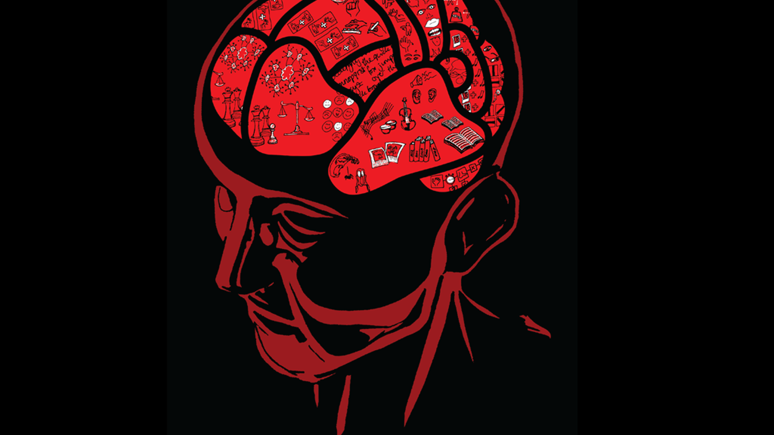 Science T Shirt Functional Anatomy Of The Human Brain By Claudia